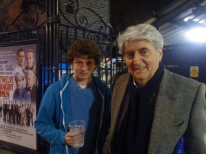 Me and Tom Conti